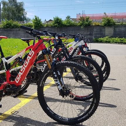 GAS GAS E Bikes  GASGAS E-Mountain Bikes neu bei uns, sofort ab Lager lieferbar