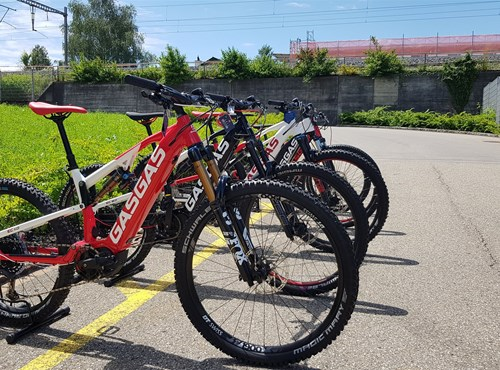 GAS GAS E Bikes