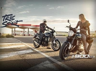 Z900RS success story accelerates into 2022