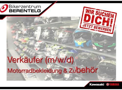 NEWS Verkäufer (m/w/d) für Motorradbekleidung + Teile/Zubehör