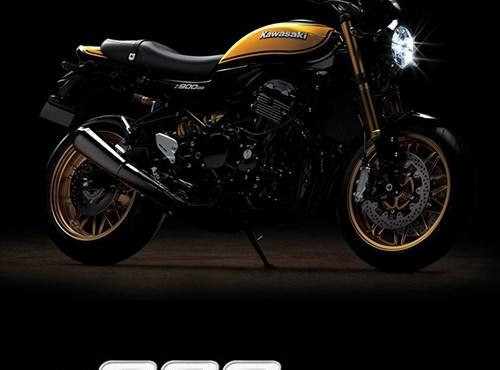 NEWS Kawasaki Z 900 RS SE, Modell 2022