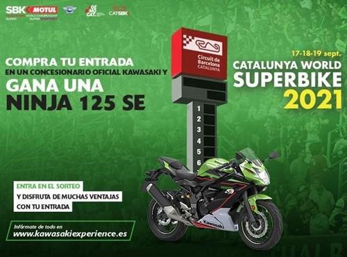 WSBK en el Circuito de Catalunya