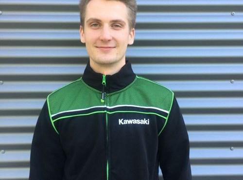 NEWS Neues Teammitglied! Herzlich Willkommen, Marek!