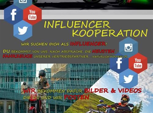 INFLUENCER Kooperation gesucht!