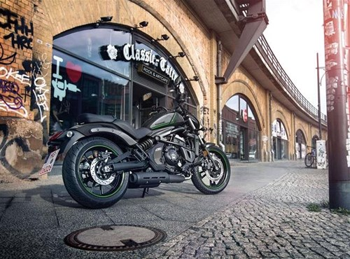 Vulcan S cruises into 2022 in style