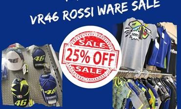 Yamaha&Rossi Ware SALE