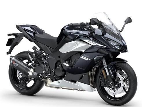 BESTELLBAR AB SOFORT: Kawasaki Ninja 1000SX 2022