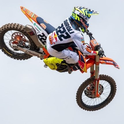 KTM EXPRESSES SINCERE THANKS AND CONGRATULATIONS TO ANTONIO CAIROLI FOR A PHENOMENAL MX RACING CAREER Wrapping up a remarkable 18-year, 9 FIM World Championships and 93 Grand Prix winning career at the end of 2021, Red Bull KTM ... Weiter >>