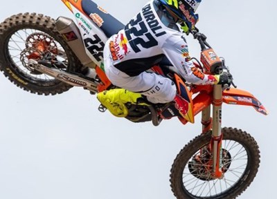 KTM-NEWS KTM EXPRESSES SINCERE THANKS AND CONGRATULATIONS TO ANTONIO CAIROLI FOR A PHENOMENAL MX RACING CAREER
