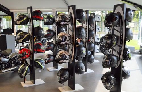 30% Rabatt auf lagermäßige HJC Helme