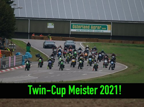Twin-Cup Champion 2021!