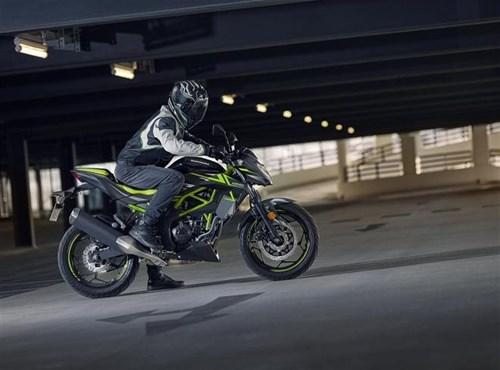 Ninja 125 und Z125 2022