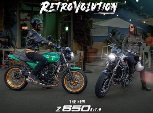 Die Retrovolution startet 2022 mit der Kawasaki Z650RS