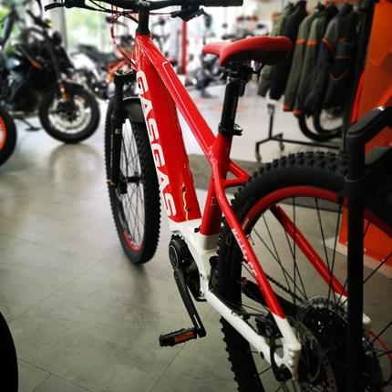 ...E-Bicyles GASGAS und Husqvarna..... zB mtl. ab € 120,--