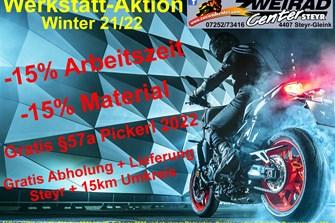 Werkstatt-Winter-Aktion