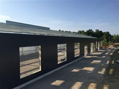 Neubau Alvermann&Appelt in Oranienburg