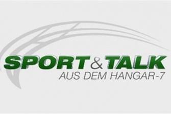 """Bild zum Bericht: Martin Bauer bei """"Sport & Talk aus dem Hangar 7"""" am 23.04."""