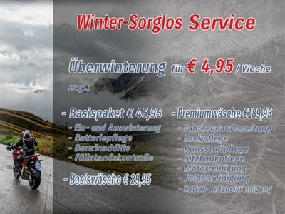 Winter Sorglos Packet