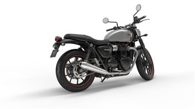 NEW BONNEVILLE STREET TWIN