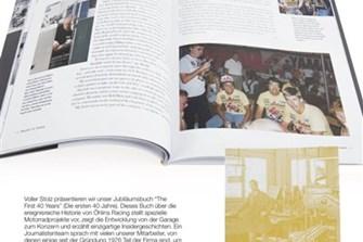 Bild zum Bericht: Öhlins Jubiläums Uhr und Buch: Noch ein Weihnachtsgeschenk gesucht?