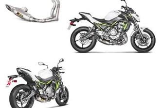 Bild zum Bericht: Akrapovic Neuheiten für diverse Kawasaki Modelle!