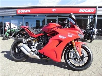 Ducati Super Sport S - JETZT probefahren ! - Premiere bei uns !!!