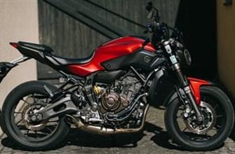 Bild zum Bericht: Yamaha MT-07 Tuningbericht von 1000PS.at: Öhlins und Akrapovic!