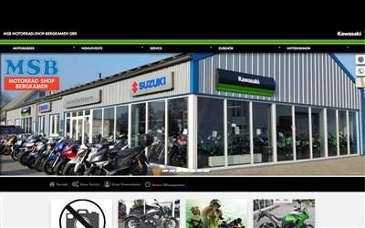 Unsere neue Webseite