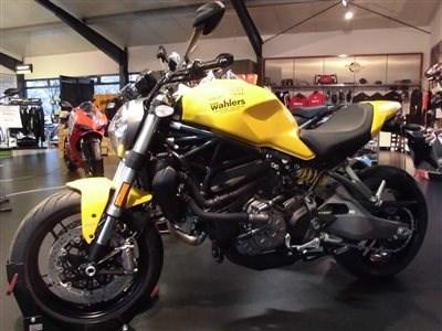 Ducati New Monster M 821 - Scrambler 1100 Probefahren bei uns !