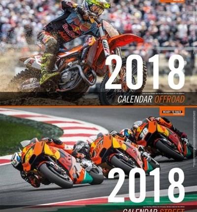 KTM Kalendar 2018  Liebe Kunden   Ab sofort ist der neue KTM Kalendar 2018 verfügbar, ihr könnt ihn euch auch Online bestellen in unserem Schruf... Weiter >>