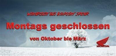 """Winterzeit bei BigPoint Speyer Wie in jedem Jahr, haben wir von Oktober bis März unsere """"Winterzeit"""". Das heißt wir haben von Oktober bis März Montags geschlosse... Weiter >>"""