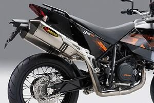Die neue KTM 690 Supermoto im Detail  Die KTM 690 Supermoto in detailierten Nahaufnahmen. Schöne Details, logische Entwicklungen und alle Technischen Daten auf ... Weiter >>