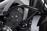 SW-MOTECH Sturzbügel. Schwarz. Yamaha MT-09/Tracer, XSR900/Abar.