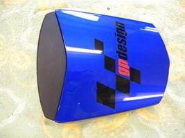 YZF-R6 Soziusabdeckung blau