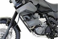 SW-MOTECH Sturzbügel. Schwarz. Yamaha XT 660 Z Tenere (07-16).