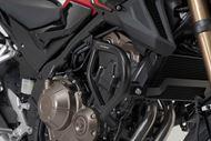 SW-MOTECH Sturzbügel. Schwarz. Honda CB500F (13-).