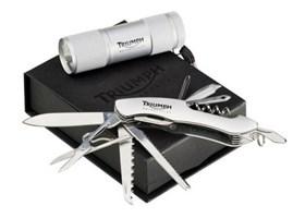Triumph Adventure Magilite-Taschen-Lampe Und Multitool