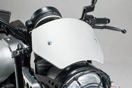 SW-MOTECH Windschild. Silbern. Yamaha XSR 900 (15-).