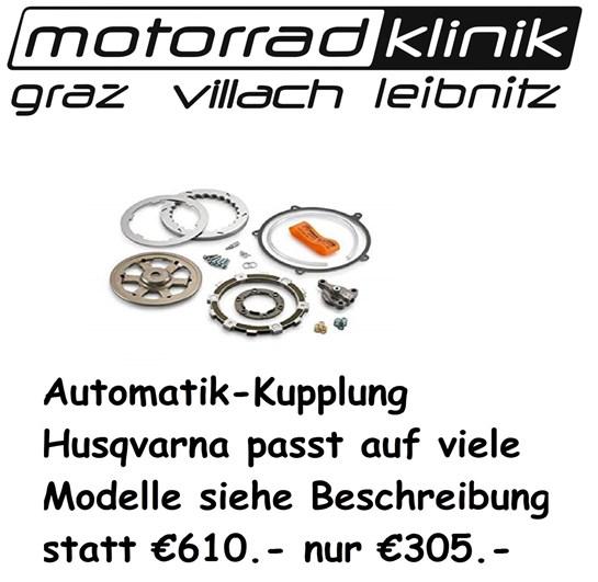Husqvarna Automatikkupplung Husqvarna passt auf viele Modelle siehe Beschreibung statt €610 nur €305.-