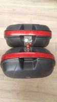 Kofferset Givi E360