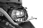 Wunderlich Scheinwerferschutz klappbar CLEAR