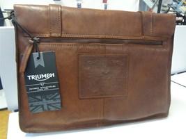 Ähnlichen Artikel verkaufen? Selbst verkaufen Details zu Triumph Leder Tasche MLUA17211 Large Messenger Bag