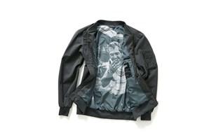 Clark Casual Bomber Jacket