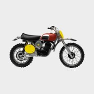 HUSQVARNA CROSS 400/70 MODEL BIKE