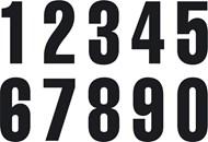 Startnummern