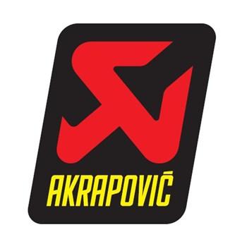 Bild von Akrapovic-Aufkleber