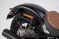 SW-MOTECH SLC Seitenträger links. Harley Dav. Softail Str. Bob (17-),Standard (20-).