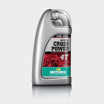 Bild von MOTOREX 4T Cross Power SAE 10W/60
