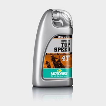 Bild von MOTOREX 4T Top Speed 10W/30