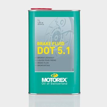 Bild von MOTOREX Bremsflüssigkeit DOT 5.1